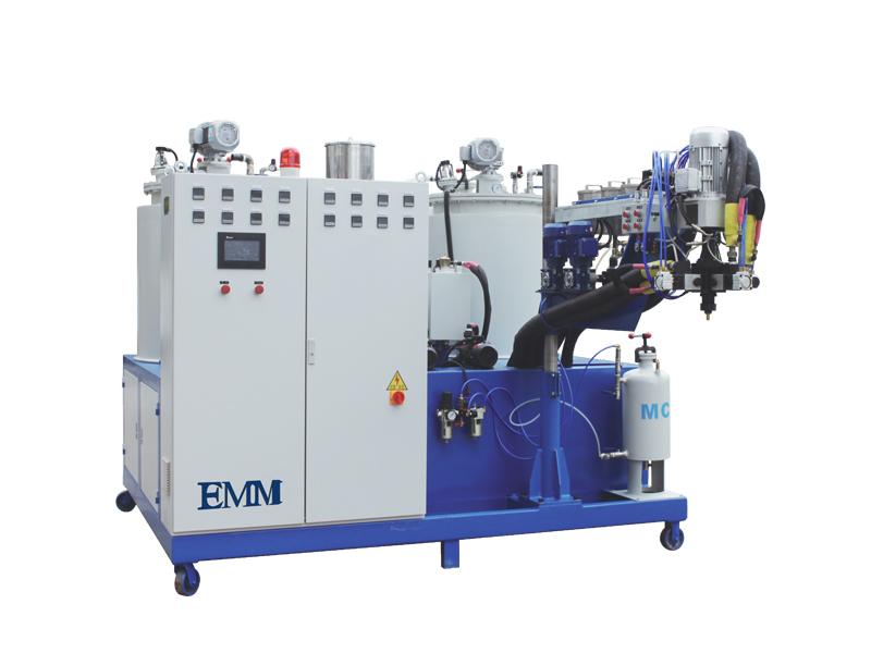 د Polyurethane Dumbbell معدنی ماشین