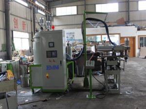 EMM083 د کم فشار فشار PU پالوریتین موصله فوم