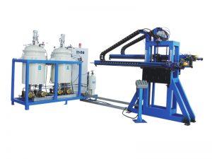 polyurethane سپرے ماشین